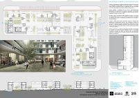 Premiados – Edifícios de Uso Misto no Sol Nascente - Trecho 2 – CODHAB-DF – Terceiro Lugar – Prancha 02