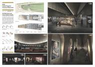 Concurso Internacional - United Kingdom Holocaust Memorial – Primeiro Finalista – Prancha 03