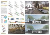 Concurso Internacional - United Kingdom Holocaust Memorial – Primeiro Finalista – Prancha 04