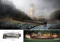 Concurso Internacional - United Kingdom Holocaust Memorial – Quinto Finalista – Prancha 01