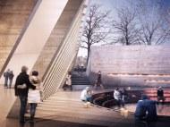 Concurso Internacional - United Kingdom Holocaust Memorial – Oitavo Finalista – Imagem 01