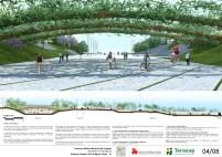 Premiados - Concurso Nacional – Parques de Águas Claras - DF – Primeiro Lugar – Prancha 04