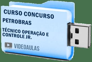 Curso Concurso Petrobras Técnico Operação Jr Vídeo Aulas
