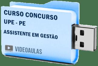 Universidade Upe Pe Assistente Gestão Curso Vídeo Aulas