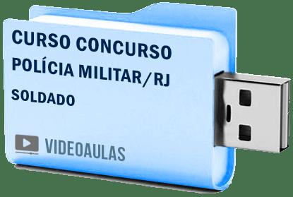Curso Concurso Polícia Militar Rj Soldado Pm Vídeo Aulas