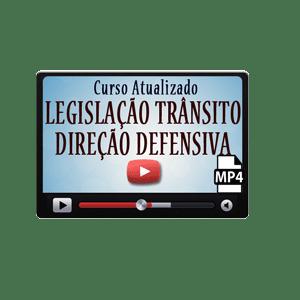 Legislação Trânsito Direção Defensiva Detran Curso Vídeo