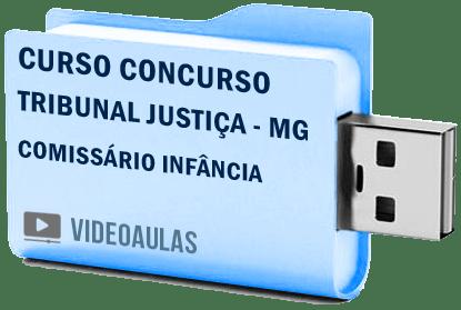 Curso Vídeo Aulas Tribunal Justiça Tj Mg Comissário Infância Juventude