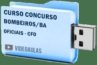 Corpo Bombeiros Ba Cfo Oficiais Curso Concurso Vídeo Aula