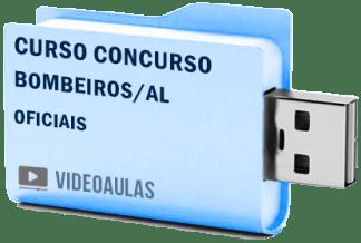 Bombeiros AL – Oficial Curso Concurso Vídeo Aulas