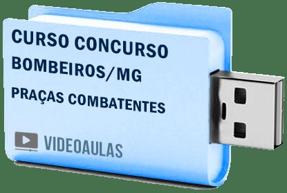 Curso Concurso Vídeo Aulas Bombeiros MG – QPBM Praças Combatentes 2018