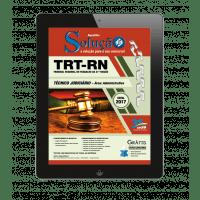 Apostila Digital TRT-RN 21ª Região – Técnico Judiciário – Área Administrativa