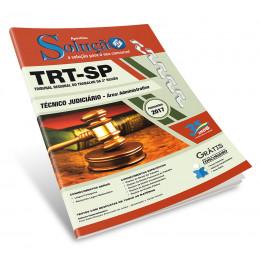 Apostila TRT-SP – Técnico Judiciário – Areá Administrativa