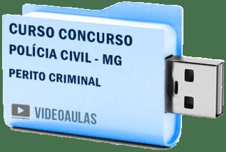 Curso Básico Vídeo Aulas Concurso Polícia Civil MG – Perito Criminal