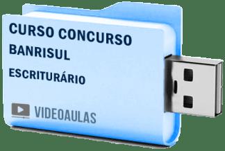 Curso Concurso Banrisul Escriturário – Videoaulas 2019
