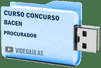 Curso Concurso Vídeo Aula BACEN – Procurador