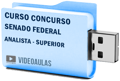 Curso Vídeo Aulas Concurso Senado Federal Analista Nível Superior