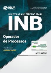 Apostila INB 2018 – Operador de Processos