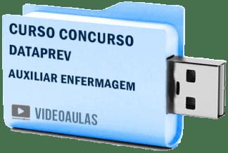 Curso Concurso Dataprev Auxiliar Enfermagem Videoaulas