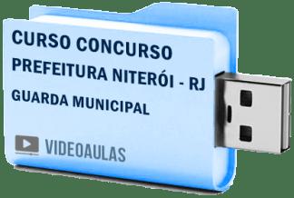 Curso Concurso Prefeitura Niterói RJ – Guarda Municipal Vídeo Aulas