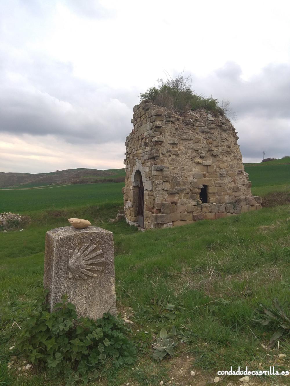 Ermita de San Felices o San Félix de Oca – Historia del Condado de ...