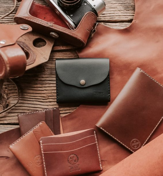 Conders Vegetable Tanned Leather