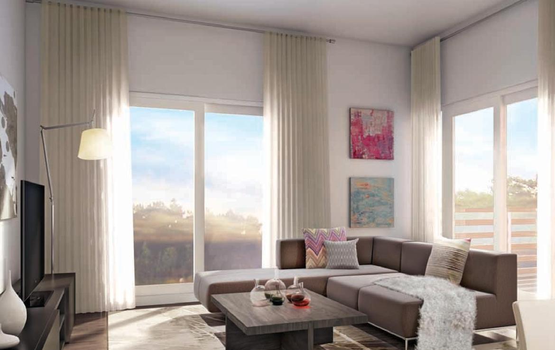 HOT Condos Living Room Toronto, Canada