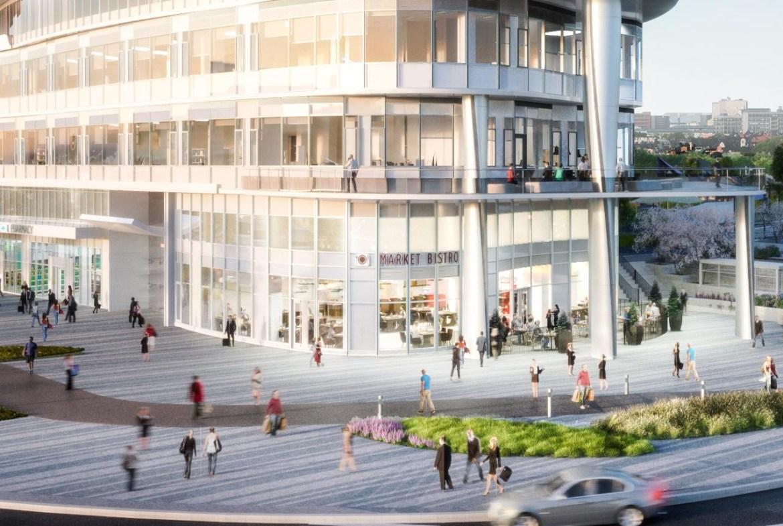Arc Condos Street View Toronto, Canada