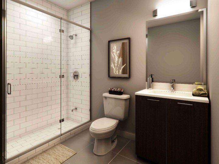 Westlake Condos Bathroom Toronto, Canada