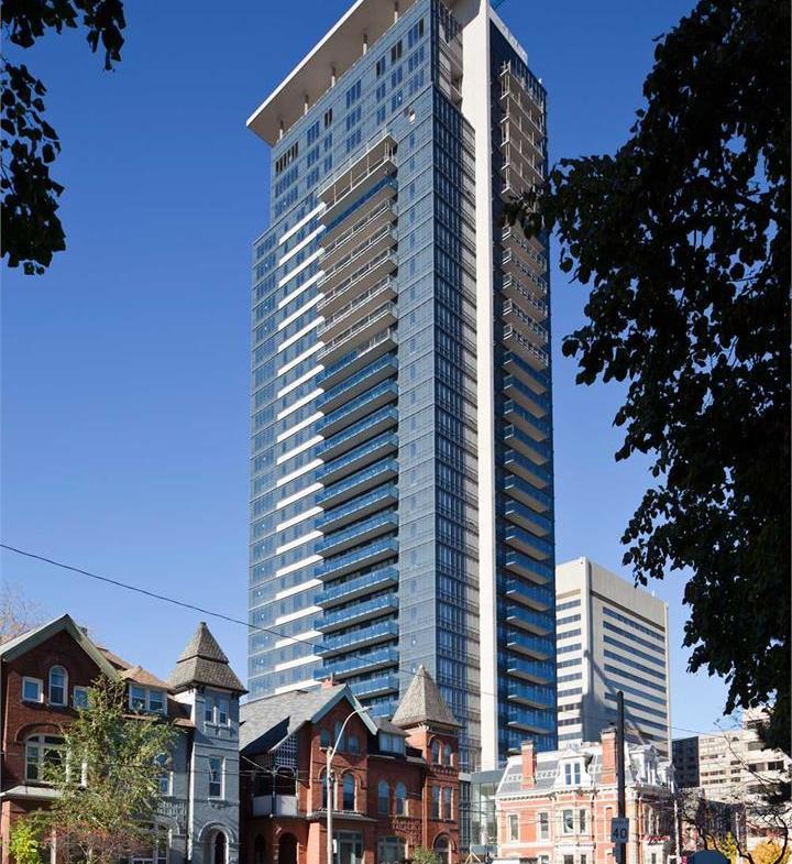 James Cooper Mansion Condos Street View Toronto, Canada