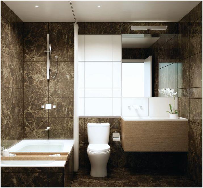 X2 Condos Bathroom Toronto, Canada