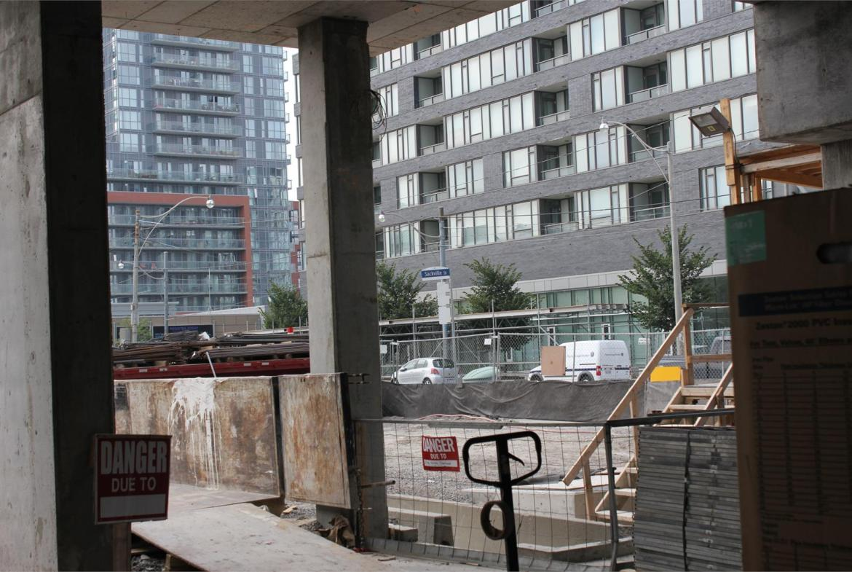 Paintbox Condos Street View Toronto, Canada