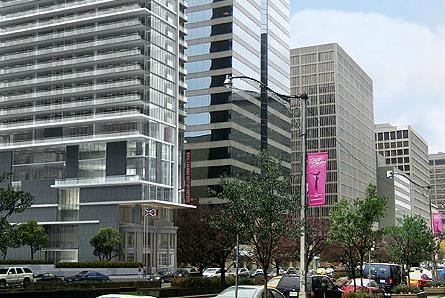 RCMI Condos Street View Toronto, Canada