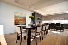 Crystal Blu Condos Dinning Room Toronto, Canada