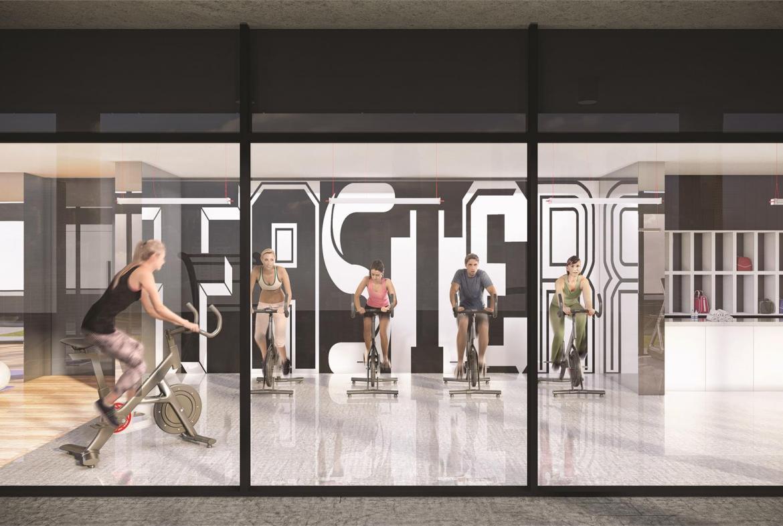 159SW Condos Gym Toronto, Canada