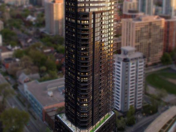 159SW Condos Property View Toronto, Canada