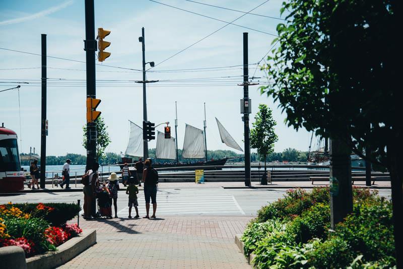Aquabella Condos Street View Toronto, Canada