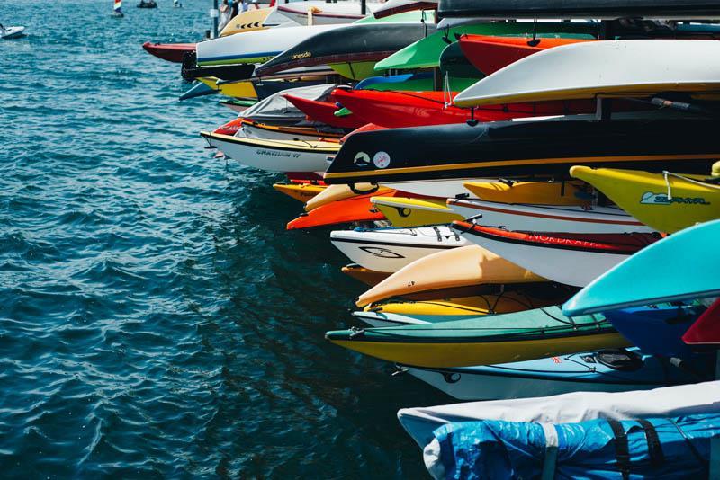 Aquabella Condos Water Sports Toronto, Canada