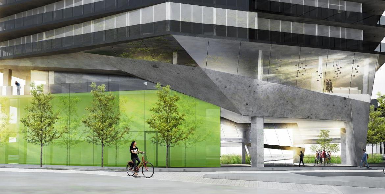 Harris Square Condos Street View Toronto, Canada