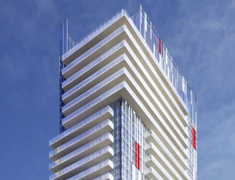 155 Redpath Condos Close View Toronto, Canada