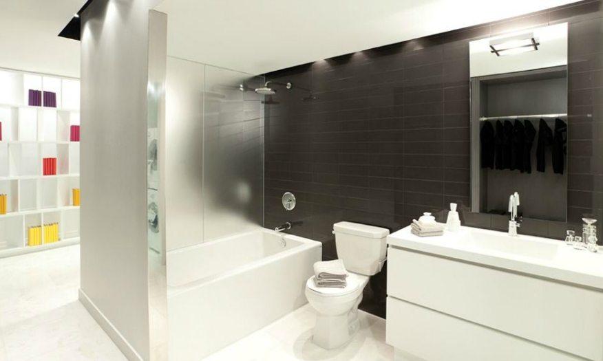 Spectra Condos Bathroom Toronto, Canada