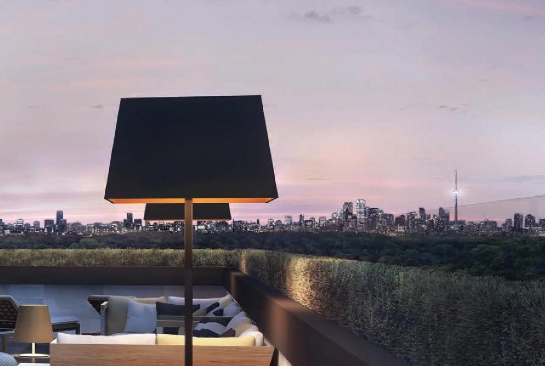 Picnic Condos Terrace Toronto, Canada