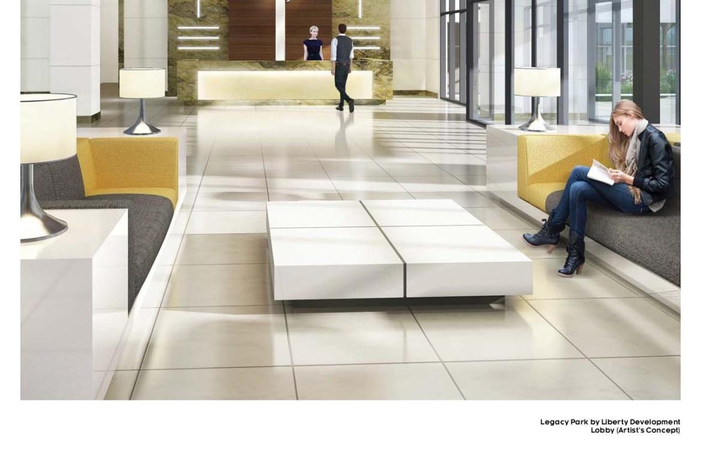 Legacy Park Condos Concierge Toronto, Canada