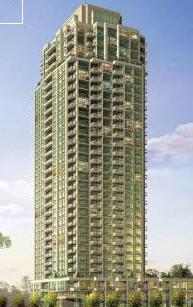 Elle Condos Building View Toronto, Canada