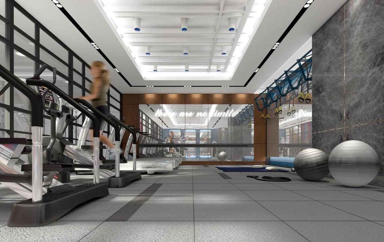 Aquabella Condos Gym Toronto, Canada
