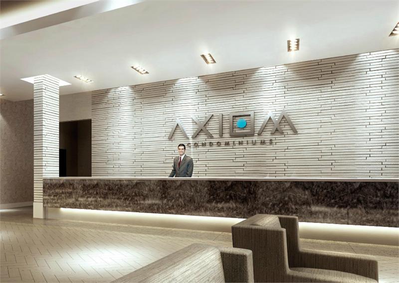 Axiom Condos Concierge Toronto, Canada