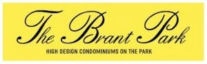 Logo of The Brant Park Condos