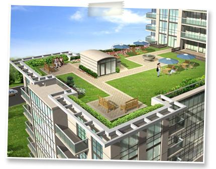 Centre Park Condos Terrace Park Toronto, Canada