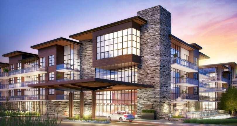 Craftsman Condos Building Exterior