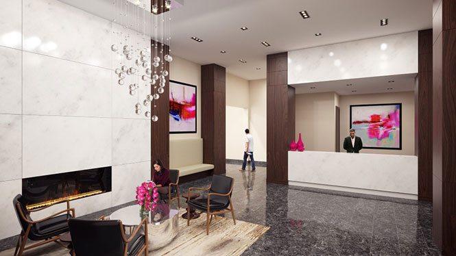 Encore Condos Concierge Toronto, Canada