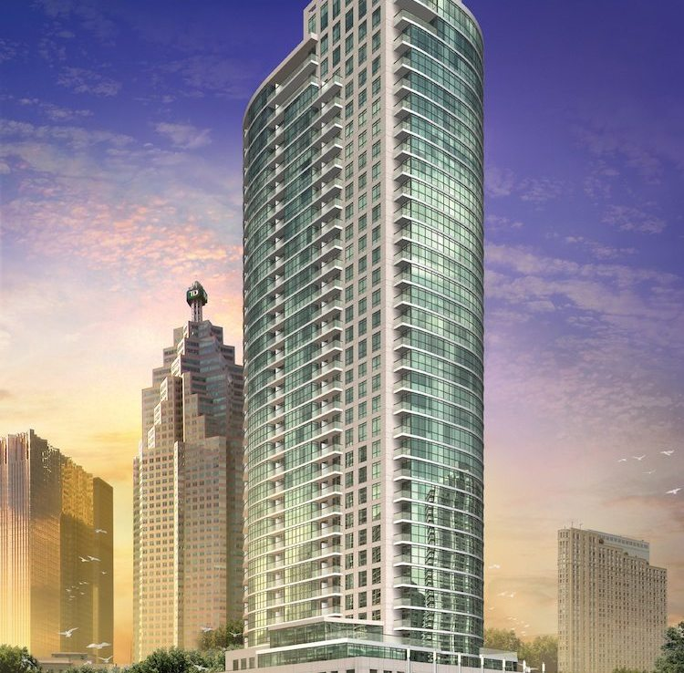 18 Yonge Condos Building View Toronto, Canada